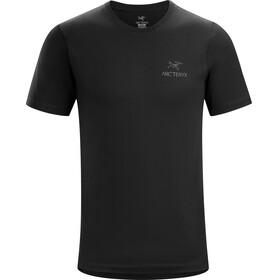Arc'teryx Emblem SS T-Shirt Men Black